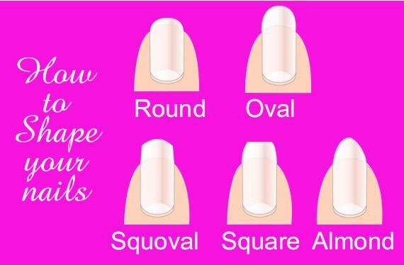 nail-shaping
