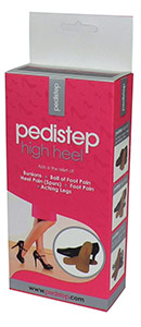 Pedistep Orthotics for High Heel Shoes