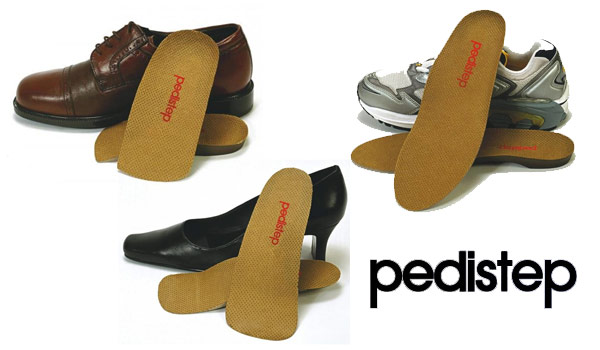 Pedistep Orthotics
