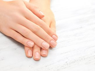 Natural nail care products