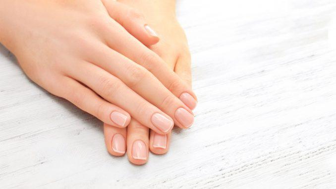 Natural nail care products